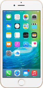 iPhone6+Gold