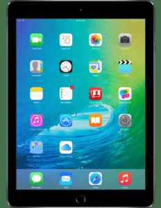 køb og salg, samt reparation af iPadAir2B